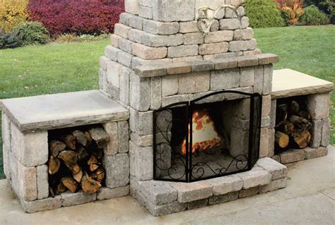 outdoor fireplace kits sale gallery of outdoor wood