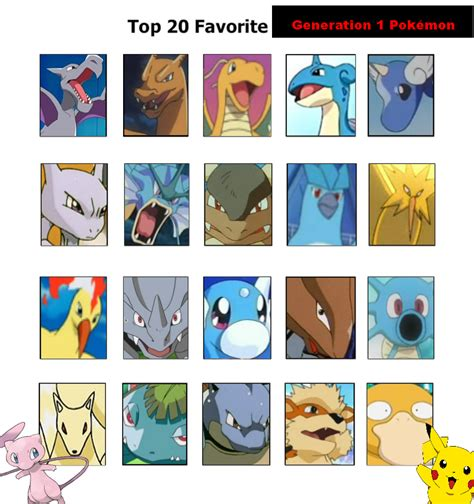 Top 20 Memes - top 20 pokemon generation 1 meme by darthvaderxsnips on