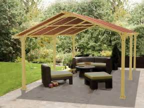 Patio Gazebos And Canopies Metal Roof Outdoor Metal Roof Gazebo