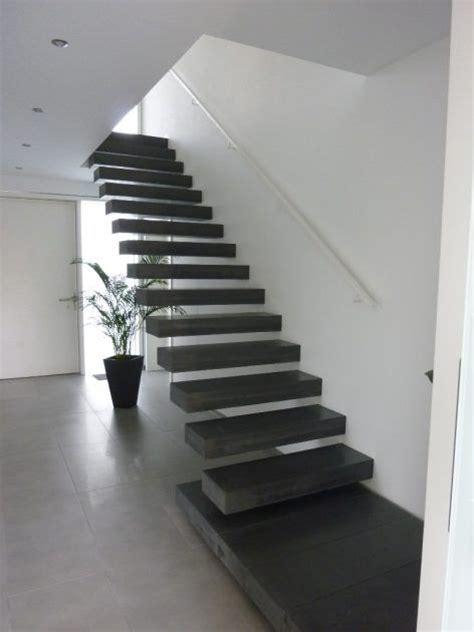 design treppe die besten 17 ideen zu betontreppe auf treppen