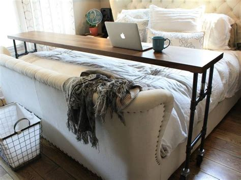 rolling bed table 25 best ideas about pipe bed on pinterest industrial