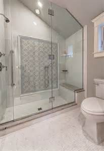 bathroom with walk in shower best 25 accent tile bathroom ideas on