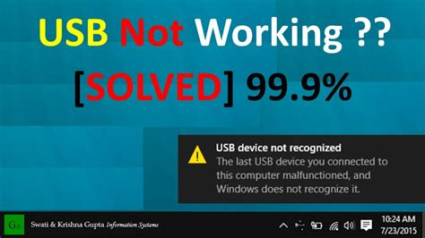 usb not working solved phone usb not working connecting recognized