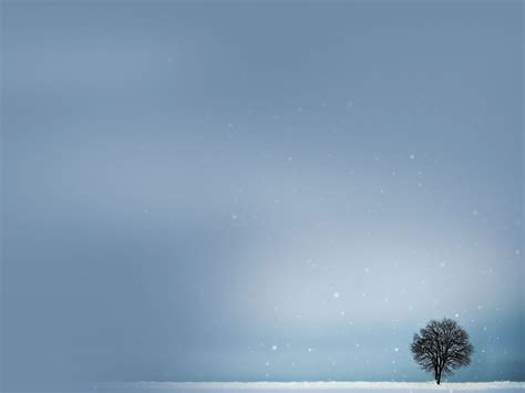 Free Cold Winter Day Backgrounds For Powerpoint Nature Ppt Templates Free Winter Powerpoint Backgrounds