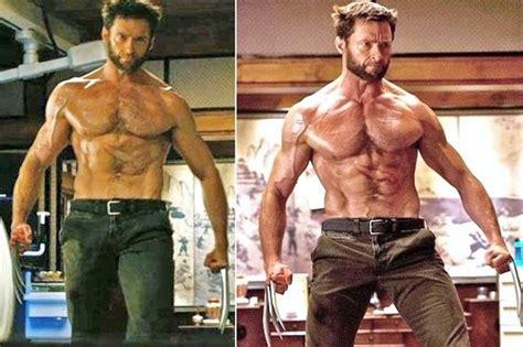 bob hoskins vs hugh jackman as wolverine the hugh jackman fitness motivation hugh