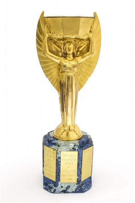 world cup jules rimet world cup trophy 1966 national football museum