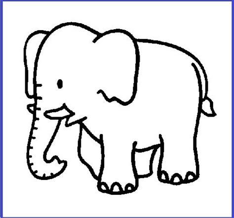 Imagenes De Elefantes Faciles Para Dibujar | imagenes de elefantes para dibujar e imprimir imagenes