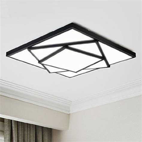electro bp modern simple metal ceiling light geometric