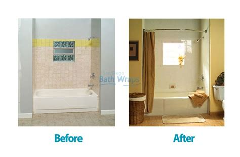 bathroom wraps pin by san diego bath wraps on before and after bathroom