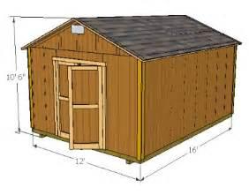 free storage shed building plans shed blueprints