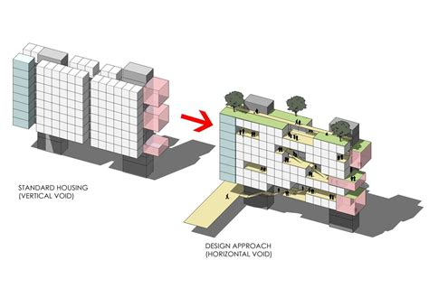 housing design concept gallery of singapore university of technology and design student housing and
