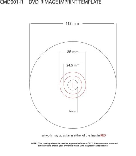 dvd cover layout size dvd