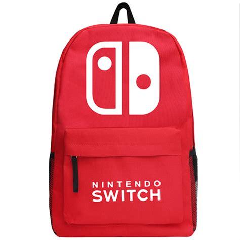 Tas Selempang Shoulder Bag Nintendo Switch zshop ps4 nintendo switch backpack boys and oxford school bag teenagers bookbag in