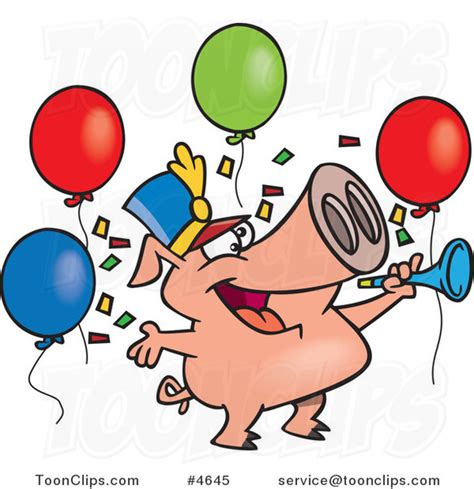 new year animal pig celebrating new year pig 4645 by leishman