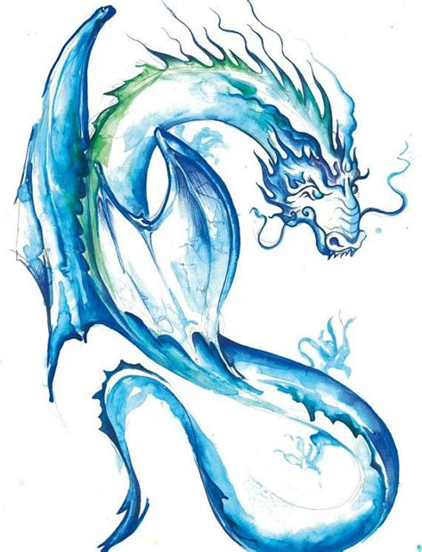 chinese water dragon tattoo designs 109 best images about haku inspo on