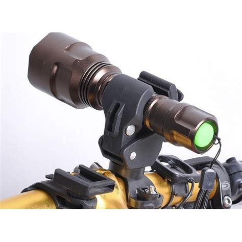 Bike Bracket Mount Holder For Flashlight Ab 2968 Bike Bracket Mount Holder For Flashlight Ab 2967 Black Jakartanotebook