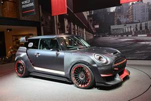 Mini Cooper Works Gp Iaa Frankfurt 2017 Mini Cooper Works Gp Concept