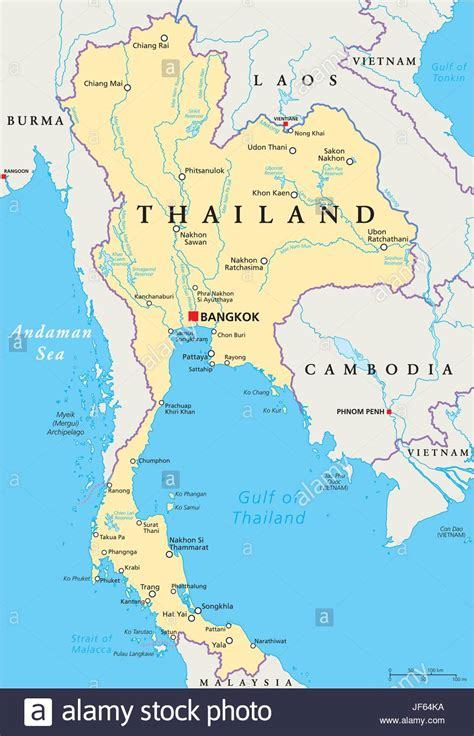 map thailand thailand bangkok map atlas map of the world travel