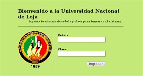 requisitos para ingresar a la universidad deyale matriculas universidad nacional de loja v 237 a internet 171 my