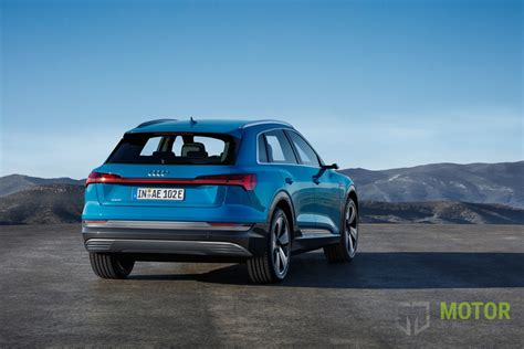 Audi Electric Suv 2020 by New 2020 Audi E Electric Suv Unveiled In San
