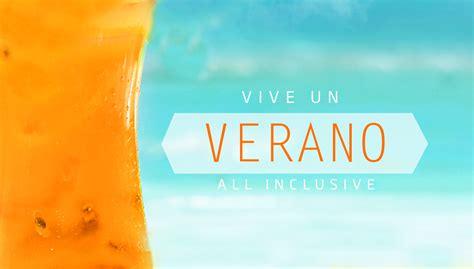 el verano de tu verano 2015 all inclusive noticias rosa agustina resorts spa