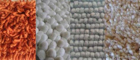 different kinds of rugs different types of carpet construction