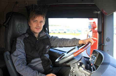 sweden s most fuel efficient driver scania newsroom