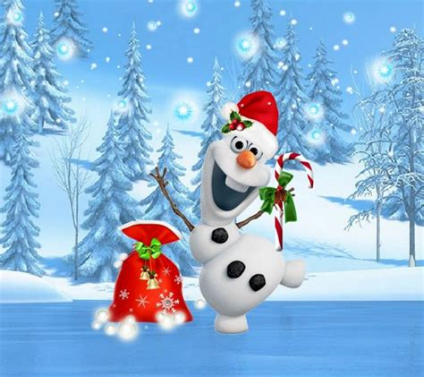 wallpaper christmas olaf download merry christmas wallpapers to your cell phone