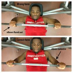 benching form pin by chris haywood on my workouts