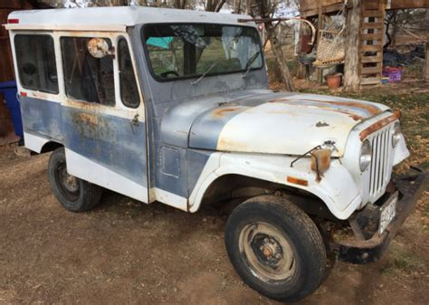 mail jeep 1984 rhd rural carrier postal right drive