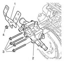 repair vehicle engine coolant