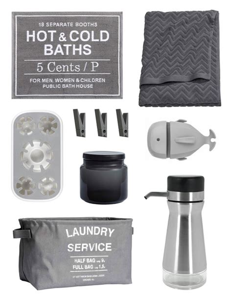 gray bathroom accessories grey bathroom accessories inspiration for our new bathroom