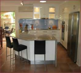 Improvements Refference L Shaped Kitchen Island Designs With Seating