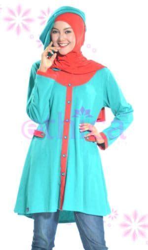 Baju Atasan Untuk Wanita Muslim model baju atasan muslim wanita modern terbaru untuk pesta ethica collection