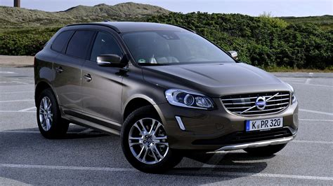 volvo xc   speed cars motors force road landscape wallpaper