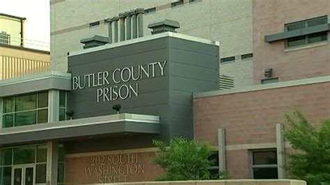 Butler County Probation Office by Pisanchyn Firm Injury Inmates