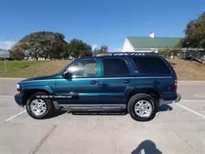 2006 chevrolet tahoe z71 sport utility 4 door 5 3l