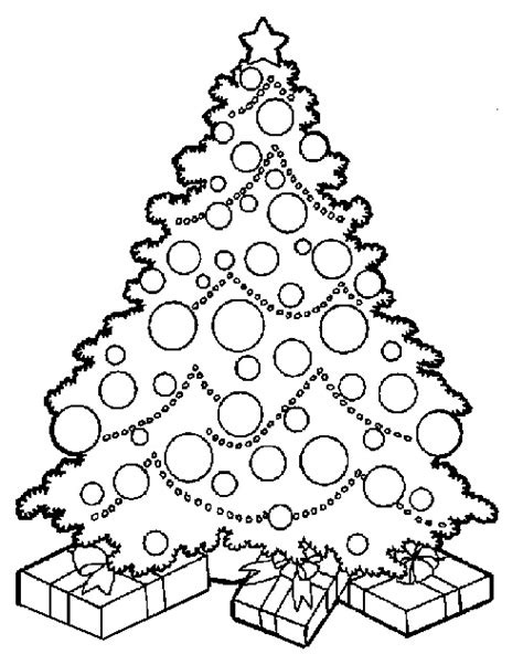 free christmas coloring pages to download christmas tree coloring pages