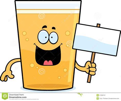 cartoon beer pint cartoon beer sign stock vector image 47360131