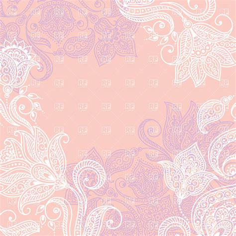 pink ethnic wallpaper light floral ethnic ornament backgrounds textures