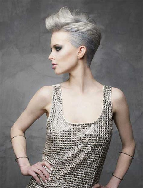 30 Pixie Hair Color Ideas   Pixie Cut 2015