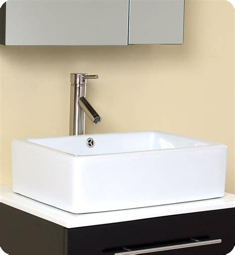 espresso bathroom medicine cabinet fresca modella espresso modern bathroom vanity w medicine