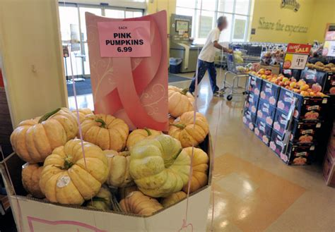 porcelain doll pumpkin sweetbay supermarkets offer pink pumpkins pink pumpkin