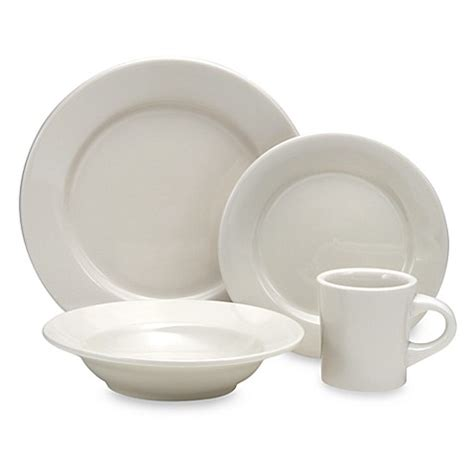 bed bath and beyond dinnerware buy buffalo china 16 piece dinnerware set from bed bath