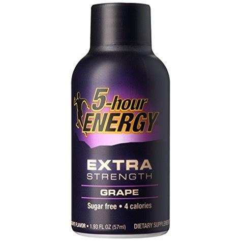 7 hour energy drink 5 hour energy drink strength strawberry