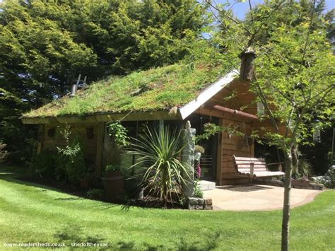 cosy cabin natures haven northern ireland owned