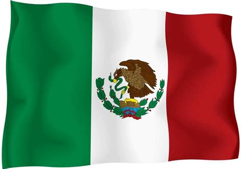 mexican flags clipart mexican flag vector free vector at vecteezy