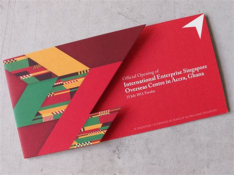 invitation card graphic design accra office opening invitation card on behance