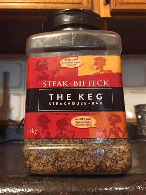 keg steakhouse seasoning reviews  miscellaneous