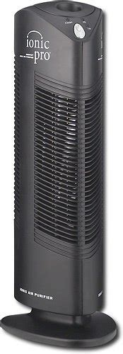 ionic pro compact air purifier black ca200b best buy